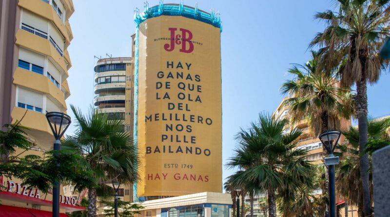 '¡Hay ganas!', la campaña de J&B celebra las ganas de reencontrarnos y disfrutar juntos