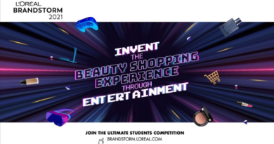 L'Oréal reta a los jóvenes a reinventar la experiencia digital de compra