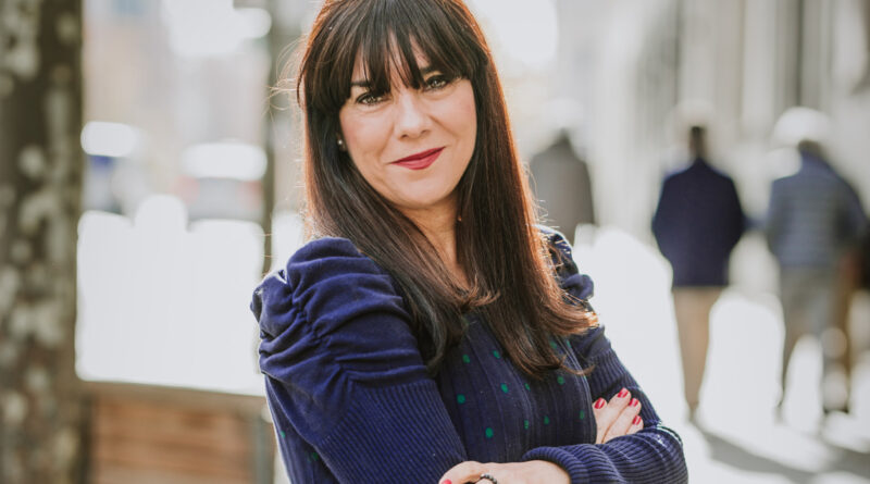 Ludi García, nueva presidenta de ADECEC