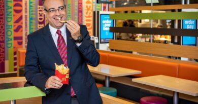 Luis Quintiliano, nuevo director general de McDonald's España