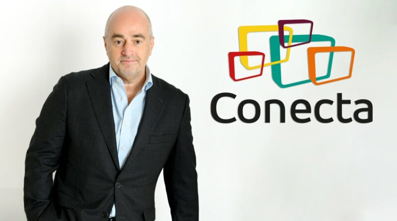 Manuel Balsera, nuevo presidente de la asociación Conecta
