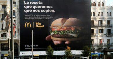 McDonald's lanza la hamburguesa Big Good
