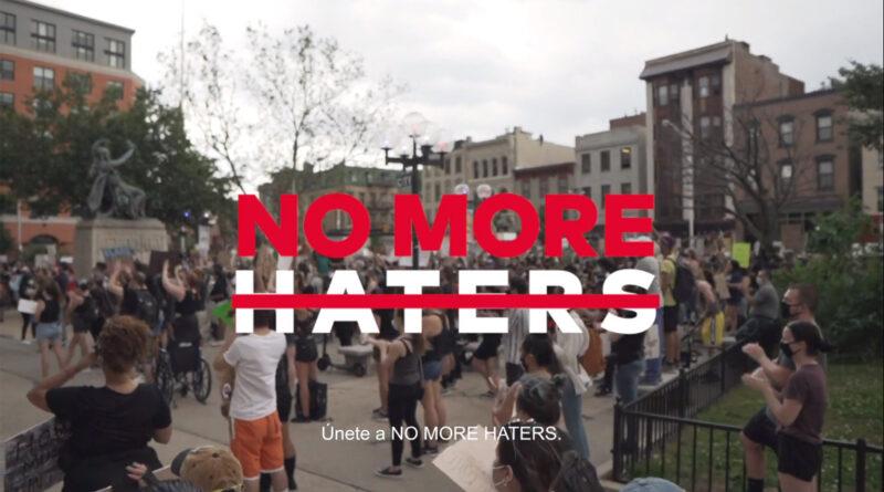 #NoMoreHaters, la campaña contra el odio en redes de FAD y Maldita.es