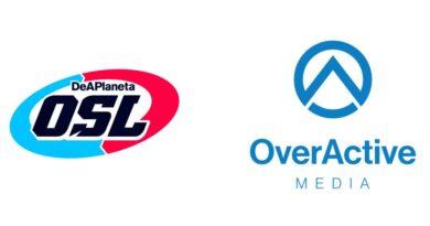 OverActive Media y OSL-DeAPlaneta, juntas para impulsar la industria de los esports