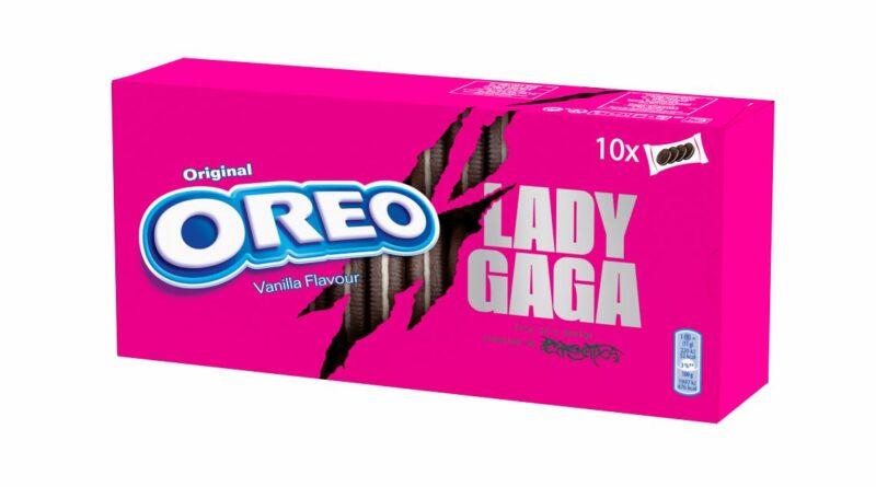 Oreo y Lady Gaga se unen para lanzar una edición limitada