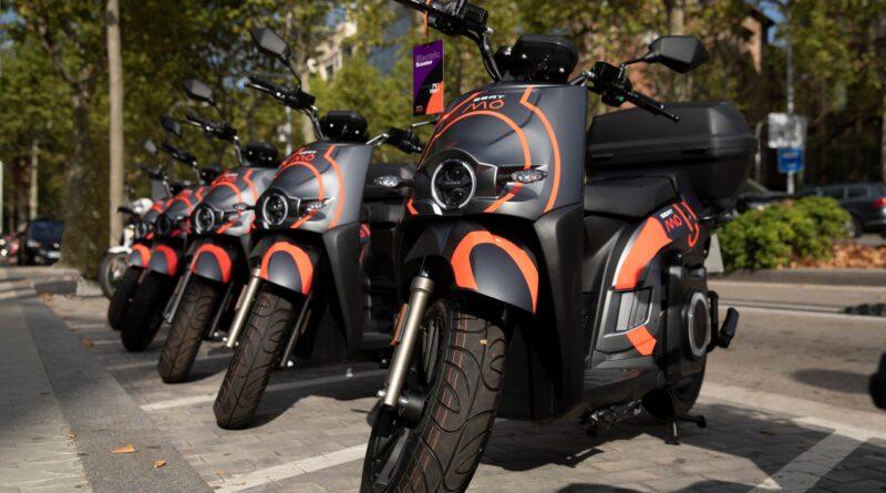 Seat Mó arranca en Barcelona con 632 motos eléctricas
