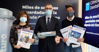 """Sanitas y OMD lanzan """"Tu sonrrisa es tu mejor obra de arte"""""""