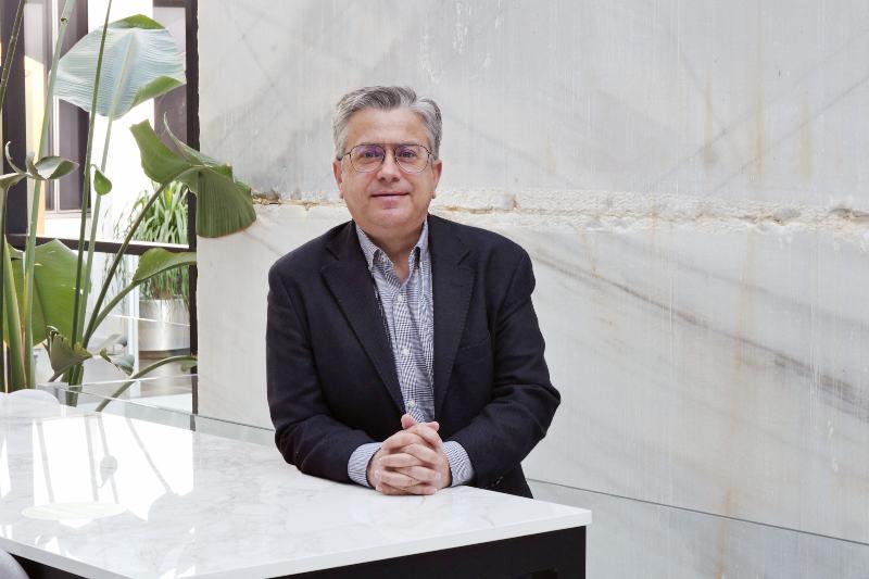 Santiago Alfonso, nuevo vicepresidente de comunicación y reputación corporativa.