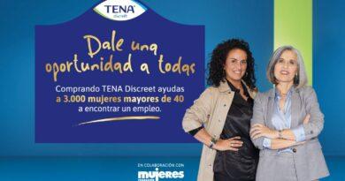 Tena reivindica el papel de las mujeres maduras en el mercado laboral