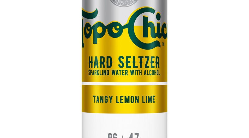 Topo Chico Hard Seltzer, la primera bebida con alcohol de Coca-Cola España