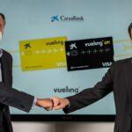 Vueling y CaixaBank se alían para fidelizar clientes