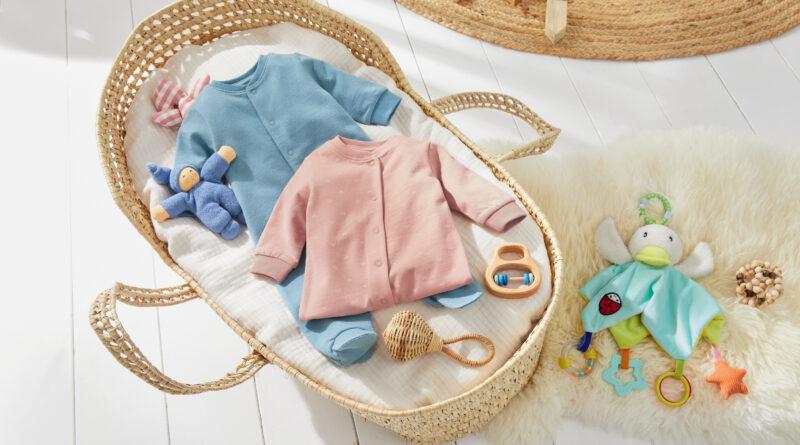 Lidl lanza una colección ecológica para bebés