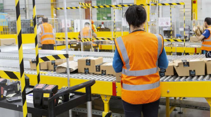 Amazon, en el punto de mira por su política anti-sindical