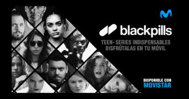 Blackpills Movistar, la app de Movistar para ver series de 15 minutos
