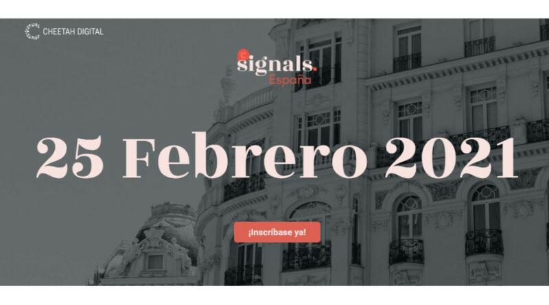 Signals está de vuelta: evento dedicado a los especialistas de marketing digital