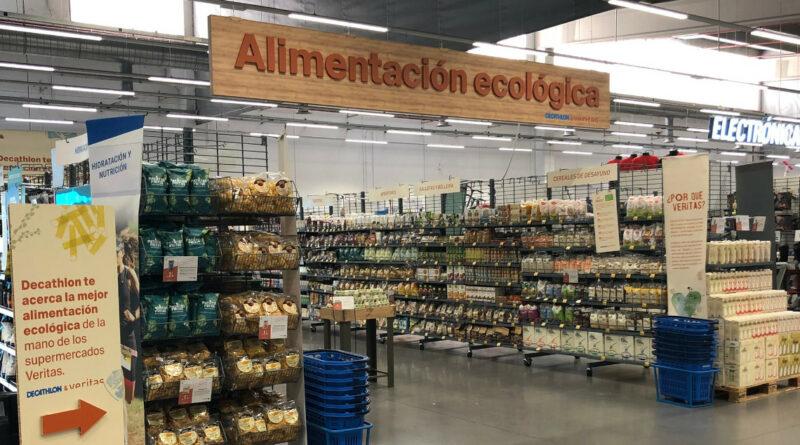 Decathlon añade sección de productos ecológicos con Veritas