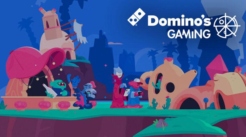 Domino's avanza en eSports. Crea un servidor en Discord
