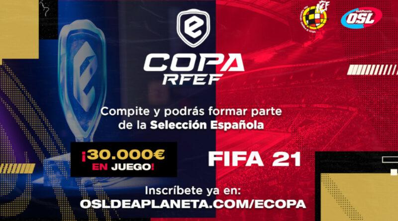 Los organizadores de la eCopa RFEF animan a apuntarse a jugadores amateurs
