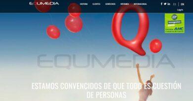Equmedia lidera el ranking de agencias de medios independientes de IPMARK