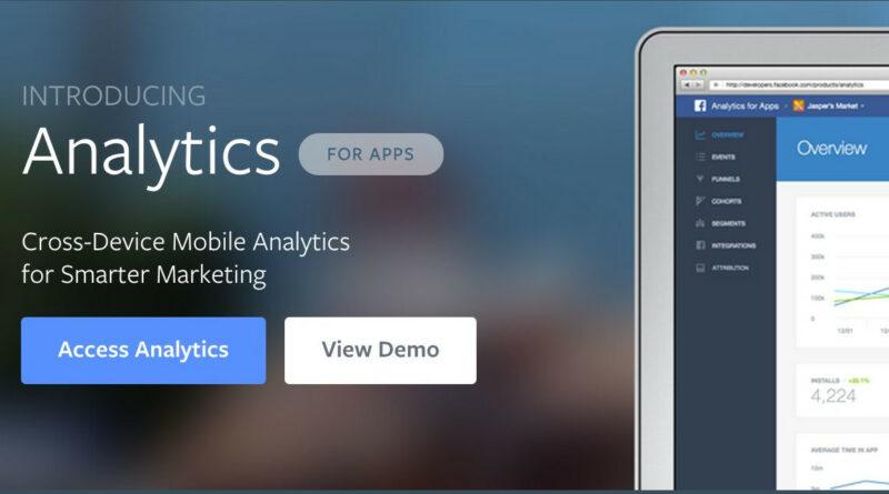 Facebook Analytics dejará de estar disponible a partir de junio