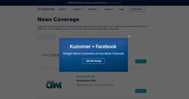 Facebook compra Kustomer, plataforma CRM omnicanal