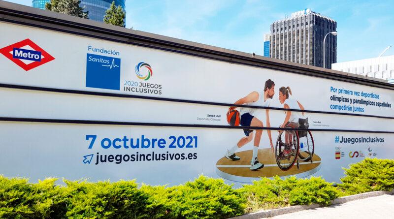 Fundación Sanitas lanza los primeros Juegos Inclusivos de la historia