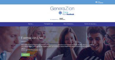 Facebook, Unicef, INCIBE e INTEF ponen en marcha la segunda edición de GeneraZión