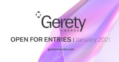 Gerety Awards presenta nueva imagen para su edición 2021