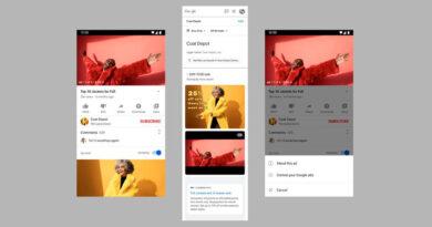 Google mostrará el anunciante responsable de un anuncio en Búsqueda y Youtube