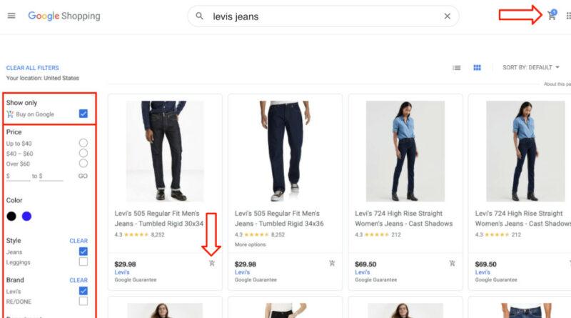 Google Shopping, a la caza de Amazon, en EE.UU… y en Europa