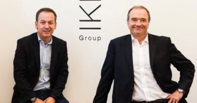 Jordi Calvet y Manel Urquijo, presidente y CEO de IKI Group