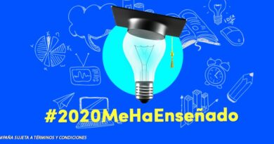 TikTok premia los contenidos educativos en su campaña #2020MeHaEnseñado