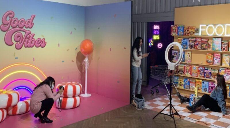The Set Lab, nuevos espacios instagrameables llegan a Madrid