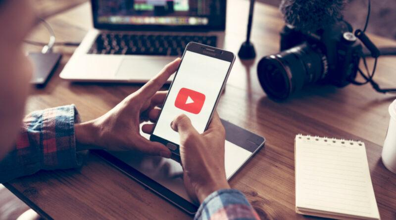 Ingresos en Youtube. Conoce el número de visualizaciones que necesitas para ganar el salario medio