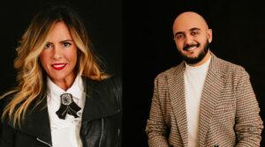 Susana Doncel, head of talent & influencer marketing y Marcos F. Cardanha, head of digital de Thinketers
