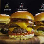 Uber Eats y La Calle Burger «da un corte» a las hamburgueserías tradicionales