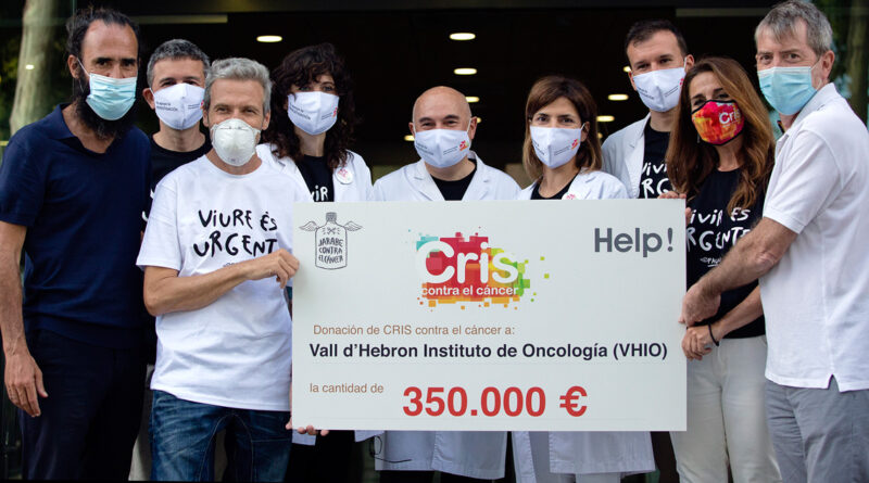 #LaCamisetadePau recauda 350.000 euros para la investigación contra el cáncer