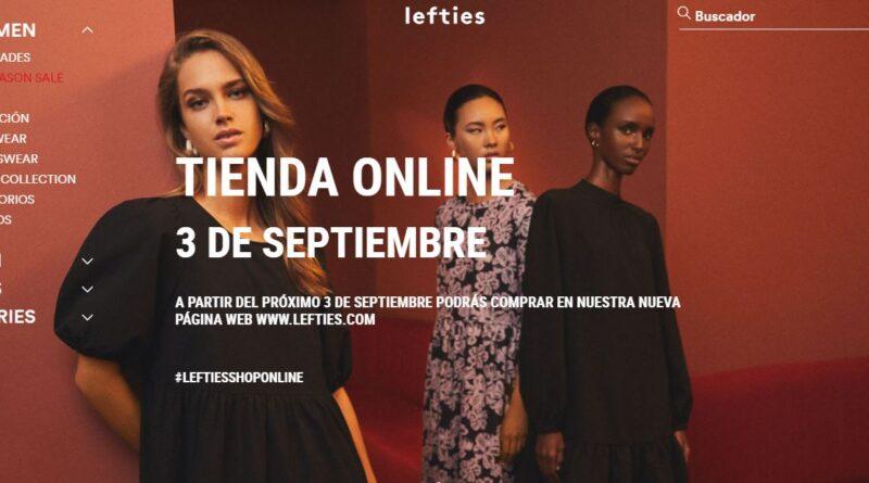 Inditex abrirá en septiembre la tienda online de Lefties