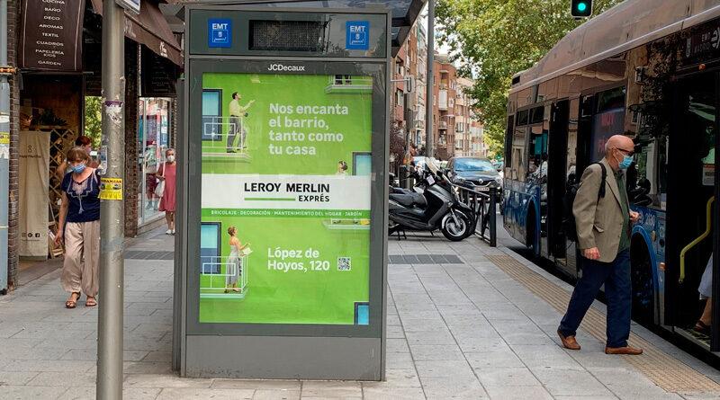 Leroy Merlín confía en el Exterior para anunciar Leroy Merlín Express