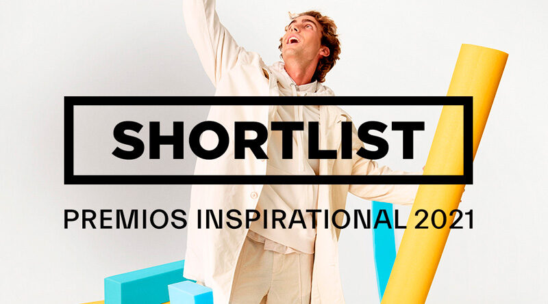 Nike, Netflix o Ikea, en la lista corta de los Premios Inspirational 2021