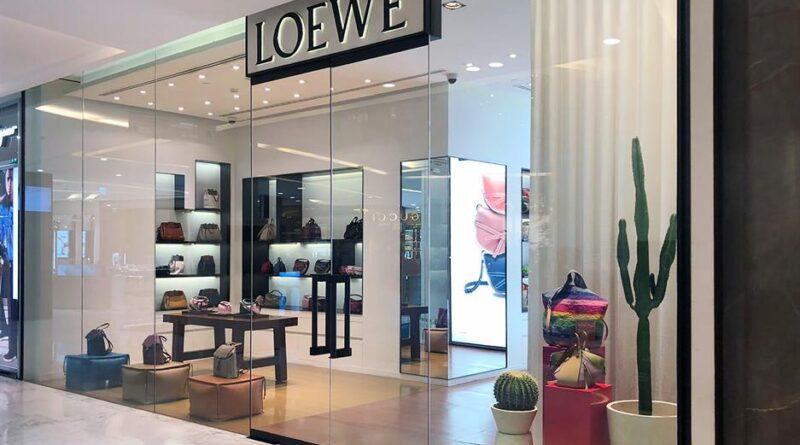 Loewe, única marca española en el TOP 50 de marcas de lujo y premium de Brand Finance