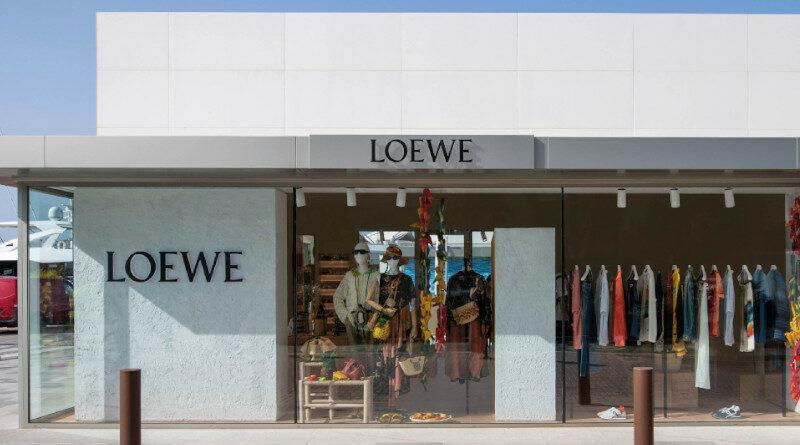 Loewe, única española entre las marcas de lujo más valiosas del mundo