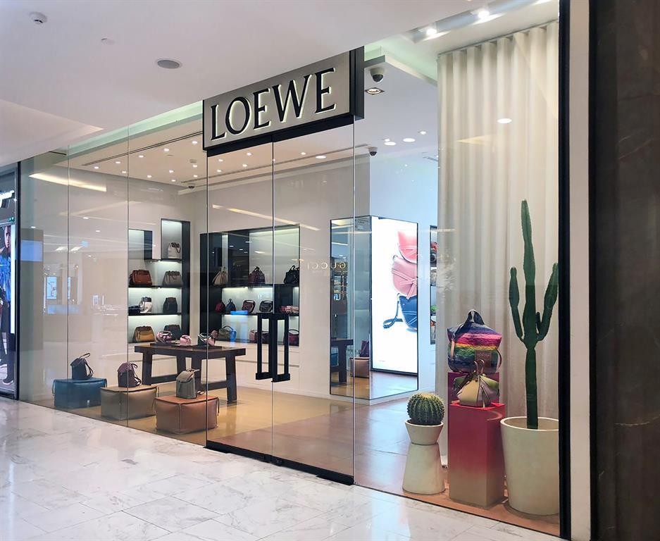Loewe, única marca española en el TOP 50 de marcas de lujo