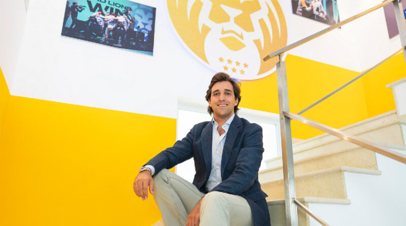 Jorge Schnura, cofundador y presidente de MAD Lions