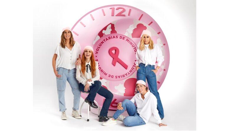 Ausonia lanza #VoluntariasdeMinutos para ganarle tiempo al cáncer de mama