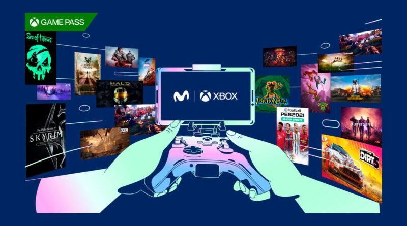 Movistar ofrecerá el servicio de suscripción de Xbox a sus clientes de Fusión