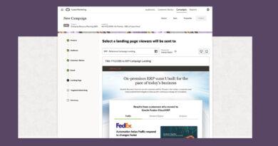 Oracle Fusion Marketing, nueva herramienta de automatización de CRM