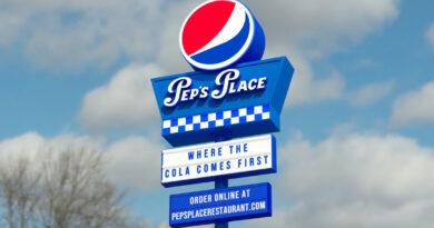 Pepsi lanza Pep's Place, el primer restaurante de 'bebida' rápida