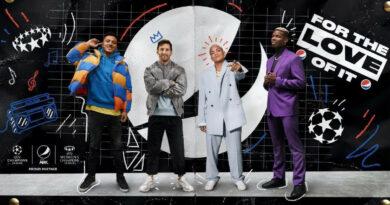 Pepsi Max mezcla fútbol y música en su última campaña