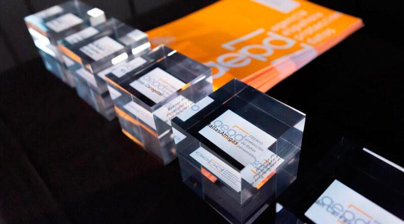 Ya está abierto el plazo de presentación de candidaturas a los Premios AEPD
